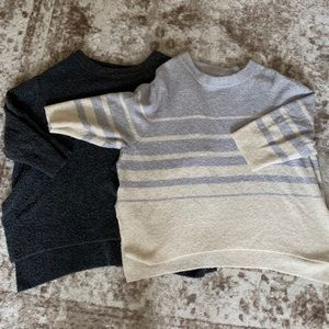 Lou & Grey Boucle Sweater BUNDLE